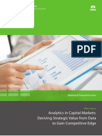 Analytics Capital Markets Tcs