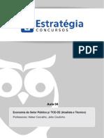 Economia Do Setor Público Aula 04 Editado