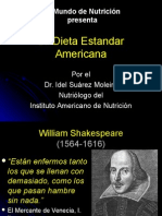 La Dieta Estandard Americana.ppt