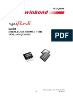 Winbond Data Sheet