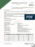 Datasheet Policarbonato Compacto Uni