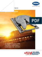 Catalogo Quinta Rueda Holland Fw35-7801xl