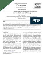 Estudio Globulizacion aceros