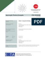 Ficha Técnica Composite Deck
