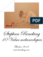 IMSLP287011-PMLP466107-Beneking - Booklet - 10 Valses Melancoliques