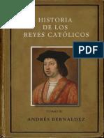 Bernaldez Andres - Historia de Los Reyes Catolicos - Tomo 2