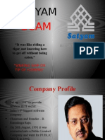 Satyam corporate  Law Scam