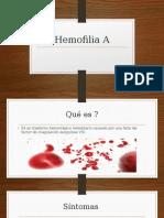 Hemofilia a (1)