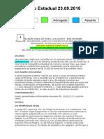 Diário Estadual 23.09.2015