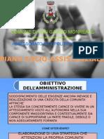 Programma Socio Assistenziale 2015-2017