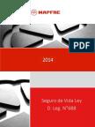 Presentacion Vida Ley 2014