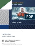 Vryhof Anchor Manual