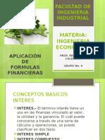 Exposicion de Ingenieria Economica Final