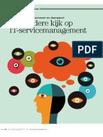 Een andere kijk op IT-Servicemanagement