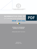 NICSP - CGR Chile