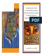 CCRI-EZLN,  Comunicados (2012-2013)