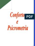 Conforto e Psicometria