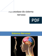 Homeostasia Do Sistema Nervoso
