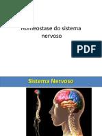 Homeostasia Do Sistema Nervoso