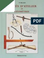 Tracés D'Atelier Et Geometrie