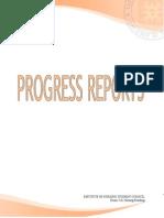 Prog Report