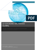 La Sociedad Del Riesgo Global