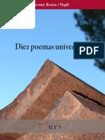 Diez Poemas Universales