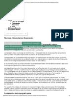 Codelco Educa_ Procesos Productivos Universitarios_Exploración_Levantamiento_topografia Plana