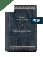 World E-Book Tanakh