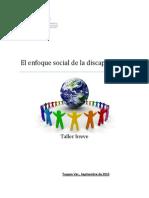 Taller Breve Enfoque Social de La Discapacidad (1)