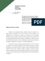 Informe de Lectura - Curso Profesor Jaime López Sanz