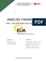 Relatório Financeiro - EDA