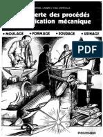 Découverte Des Procédés de Fabrication mecanique