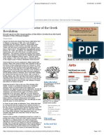 Roderick Beaton Reviews Adamantios Korais and the European Enlightenment in the TLS
