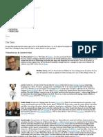 Blender Project Gooseberry - Team info