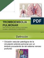 TROMBOEMBOLIA PULMONAR1