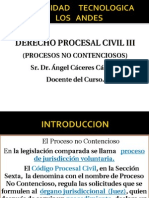 power point PROCESOS NO CONTENCIOSOS-UTEA- ANGEL CACERES.ppt