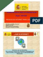 RIESGOS INTERNET_Charla para padres_AMPA Liceo Castilla