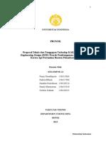 [Kel12] Proposal Teknis Dan Tanggapan Terhadap TOR [14092015]