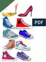 Shoe Κρεμαστρα