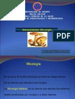 Clase de MicologíaI Bioanalisis