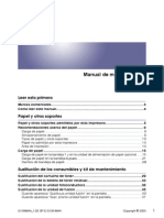 Manual de Impresoras