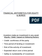chapter 10---FINANCIAL ARITHMETICS FOR EQUITY & BONDS.ppt