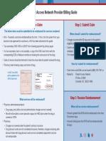 PAN Billing Guide