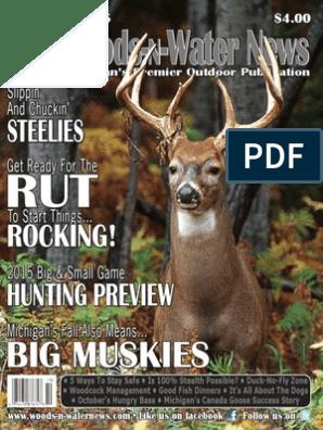 10-15 | Hunting | Deer