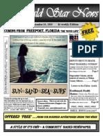The Emerald Star News-September 24, 2015 Edition
