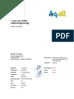 Rapport van onderzoeksinstituut Deltares, in opdracht van Rijkswaterstaat, over de lekkages