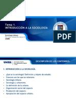 Introducción a la sociologia urbana