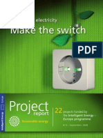 Renewable electricity - Make the switch