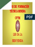EXPO. CFTM - UNI 12-08- Predicción de La Fragmentación- Ing. Manuel Peña C